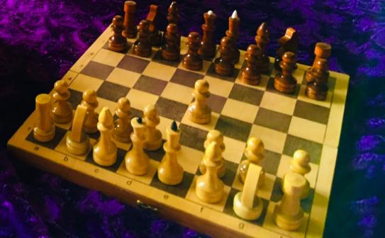 Все играют в шахматы